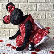 Куклы и игрушки ручной работы. Ярмарка Мастеров - ручная работа Мишка тедди Софи. Handmade.