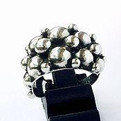 Украшения ручной работы. Ярмарка Мастеров - ручная работа Кольцо из серебра 925 пробы Пузыри. Handmade.