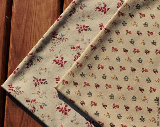 Шитье ручной работы. Ярмарка Мастеров - ручная работа. Купить Ткань для пэчворка. Handmade. Ткань, хлопок 100%, хлопок США