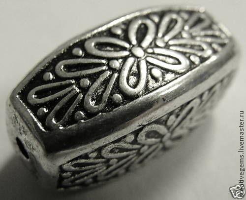 Посеребренная фурнитура из меди для изготовления украшений своими руками для радости и удовольствия;