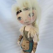 Куклы и игрушки ручной работы. Ярмарка Мастеров - ручная работа Кукла АСТРИД. Handmade.