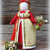 """Фен-шуй и эзотерика ручной работы. Ярмарка Мастеров - ручная работа """"На замужество"""" Авторская кукла. Handmade."""