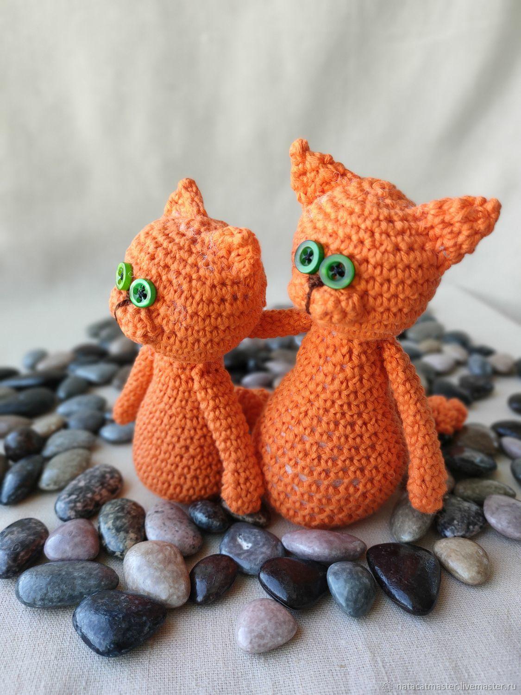 Мягкая игрушка рыжий кот, Мягкие игрушки, Нур-Султан,  Фото №1