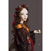 Куклы и пупсы ручной работы. Ярмарка Мастеров - ручная работа Кицунэ. Handmade.