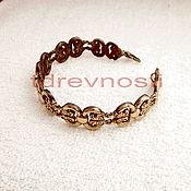 Фен-шуй и эзотерика handmade. Livemaster - original item Bracelet double-Headed Griffin. Handmade.