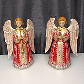 Народные сувениры ручной работы. Ярмарка Мастеров - ручная работа Ангел. Handmade.