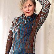 """Одежда ручной работы. Ярмарка Мастеров - ручная работа Свитер """"Йосемити"""". Handmade."""