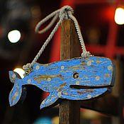 Куклы и игрушки ручной работы. Ярмарка Мастеров - ручная работа Кит или Кашалот. Handmade.