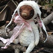 Куклы и игрушки handmade. Livemaster - original item Bear dressed as Bunny. Handmade.