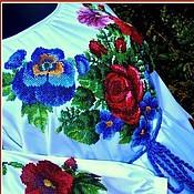 """Блуза """"Цветы цветут"""""""