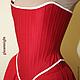 Historical corset Wedding set. Corsets. Gleamnight fashion-studio. Online shopping on My Livemaster.  Фото №2