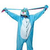 Субкультуры handmade. Livemaster - original item Costume kigurumi FUNKY Snow Bunny SNOW BUNNY KIGU. Handmade.