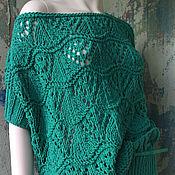 Одежда ручной работы. Ярмарка Мастеров - ручная работа Zetuele, кружевной пуловер. Handmade.