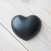 Пластиковая заготовка для клатча в форме сердца