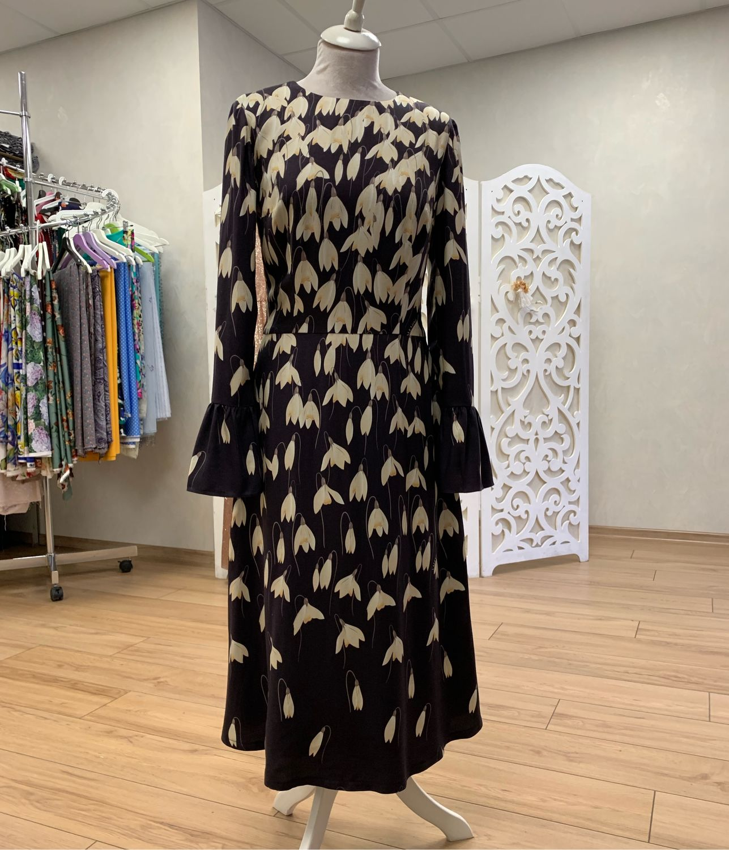 Платье Valentino подснежники, Платья, Санкт-Петербург,  Фото №1