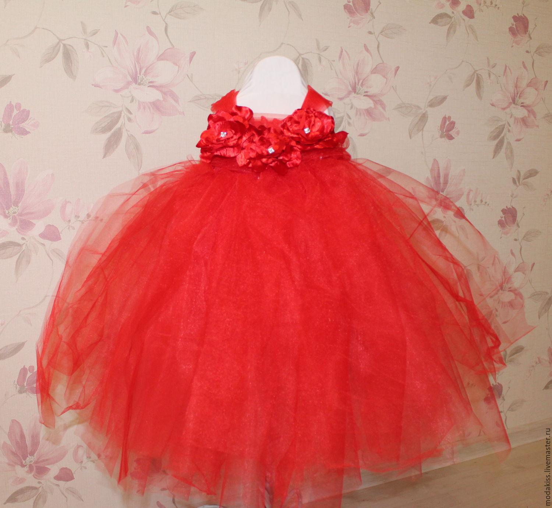 Заказать платья девочке 2 года