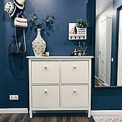 Для дома и интерьера handmade. Livemaster - original item Wall-mounted housekeepers: in the hallway. Handmade.