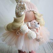 Куклы и игрушки handmade. Livemaster - original item Textile doll. Handmade.