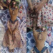 Куклы и игрушки ручной работы. Ярмарка Мастеров - ручная работа Бэтти. Чердачная кошка. Handmade.