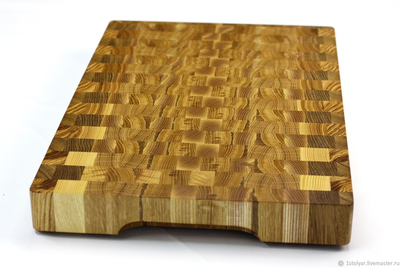 End cutting Board №79, Cutting Boards, Orekhovo-Zuyevo,  Фото №1