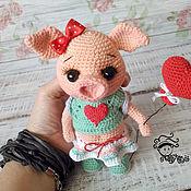 Куклы и игрушки handmade. Livemaster - original item Arunacha toy schoolgirl mumps. Handmade.
