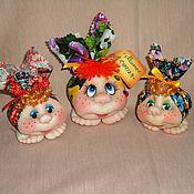 Куклы и игрушки ручной работы. Ярмарка Мастеров - ручная работа Мешочек счастья. Handmade.