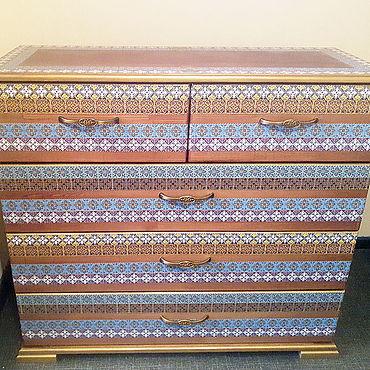 """Мебель ручной работы. Ярмарка Мастеров - ручная работа Комод """"Арабески"""" big. Handmade."""