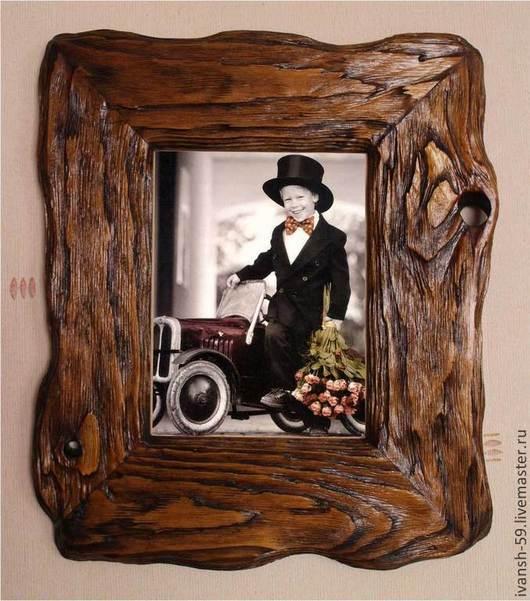 Фоторамки ручной работы. Ярмарка Мастеров - ручная работа. Купить Рамка № 5 для картины, фото. Handmade. Рамка