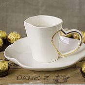 "Чайные пары ручной работы. Ярмарка Мастеров - ручная работа Чайная пара ""Латифа"". Handmade."