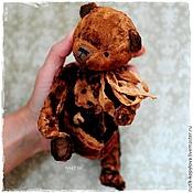 Куклы и игрушки ручной работы. Ярмарка Мастеров - ручная работа Винтажный мишка тедди. Handmade.