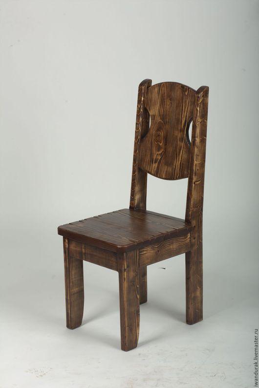Стулья для кафе изготовим на заказ и бережно доставим до вашего адреса в любом городе - стулья для кафе, стулья для бани, мебель в беседку, мебель под старину, стулья из сосны, состаренные стулья
