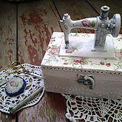 """Для дома и интерьера ручной работы. Ярмарка Мастеров - ручная работа Шкатулка """"Zinger"""". Handmade."""