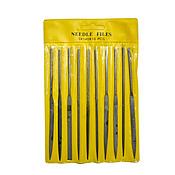 Инструменты для украшений ручной работы. Ярмарка Мастеров - ручная работа Набор стальных надфилей для шлифовки. Handmade.