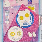 Картины и панно ручной работы. Ярмарка Мастеров - ручная работа KITCHEN`S PARTY. Handmade.