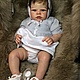 Куклы-младенцы и reborn ручной работы. BRONWYN  LM № 385  от   скульптора ROMIE STRYDOM. РЕБОРН от ЕЛЕНЫ РЫЖКОВОЙ (REBORNREAL). Ярмарка Мастеров.