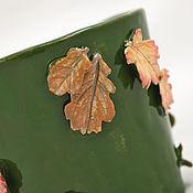 Для дома и интерьера handmade. Livemaster - original item A Glass Of Autumn. Handmade.