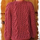 Одежда для девочек, ручной работы. Ярмарка Мастеров - ручная работа. Купить свитер детский вязаный. Handmade. Свитер вязаный