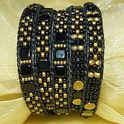 Украшения handmade. Livemaster - original item Chang Lu Charm bracelet (option) Bracelet winding Wide bracelet. Handmade.