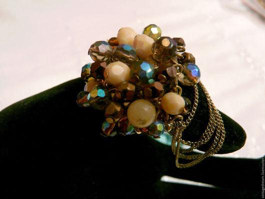 Винтажные украшения. Ярмарка Мастеров - ручная работа. Купить Винтажное кольцо Selena de Luxe Франция. Handmade. Винтажное украшение
