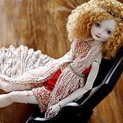 Куклы и игрушки ручной работы. Ярмарка Мастеров - ручная работа Марта. Шарнирная кукла из серии LaseLove. Handmade.
