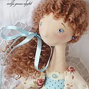 Куклы и игрушки ручной работы. Ярмарка Мастеров - ручная работа Гномочка Незабудка. Handmade.