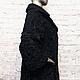 Верхняя одежда ручной работы. Пальто из каракуля swakara. Elena. Интернет-магазин Ярмарка Мастеров. Каракуль, зима, шубки, классика