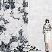 """Материалы для творчества handmade. Livemaster - original item Рогожка Chanel """"Жаклин"""" итальянские ткани. Handmade."""