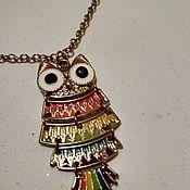 Винтаж handmade. Livemaster - original item vintage pendant. Handmade.