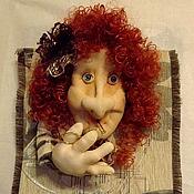 Куклы и игрушки ручной работы. Ярмарка Мастеров - ручная работа Текстильная кукла Марго. Handmade.