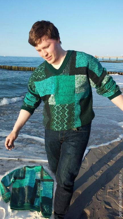 пуловер, свитер, джемпер, валяный пуловер, валяный джемпер, валяный свитер, мужской свитер, мужской пуловер, мужской джемпер, пуловер валяный, свитер валянный, джемпер валяный, шерстяной свитер,