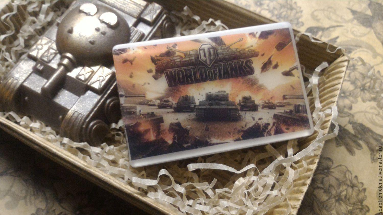 Подарок для танкиста на день рождения 2