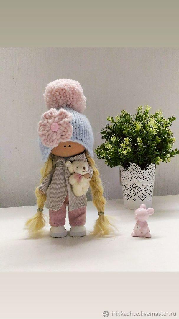 Кукла интеьерная, Тыквоголовка, Шарья,  Фото №1