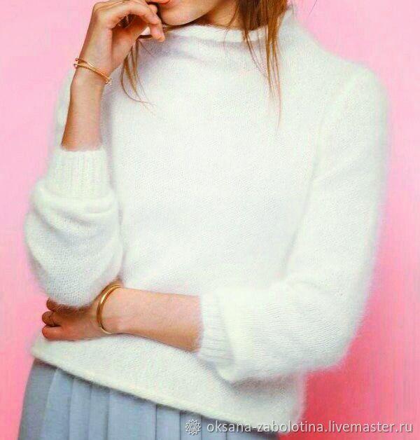 Jerseys: Angora, mink sweater, Sweaters, Cheboksary,  Фото №1