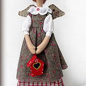 Куклы и игрушки ручной работы. Ярмарка Мастеров - ручная работа Тильда Добрава. Handmade.